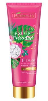 Bielenda, Exotic Paradise, ujędrniający balsam do ciała Pitaja, 250 ml-Bielenda