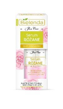 Bielenda, Rose Care, serum różane do twarzy, 30 ml-Bielenda