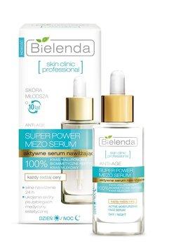 Bielenda, Skin Clinic Professional, aktywne serum nawilżające na dzień i noc, 30 ml-Bielenda
