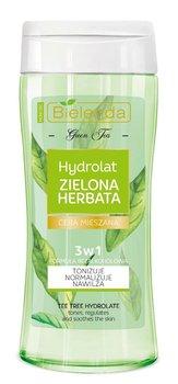 Bielenda, Zielona Herbata, hydrolat 3w1, 200 ml-Bielenda