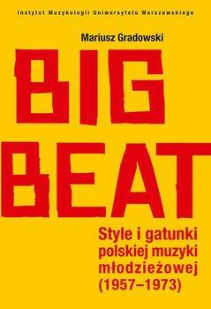 Big Beat. Style i gatunki polskiej muzyki młodzieżowej 1957-1973-Gradowski Mariusz