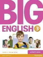 Big English 3 Activity Book-Herrera Mario, Sol Cruz Christopher