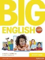 Big English Starter Activity Book-Broomhead Lisa, Herrera Mario, Sol Cruz Christopher, Erocak Linnette