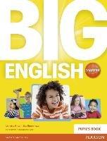 Big English Starter Pupils Book-Broomhead Lisa, Erocak Linnette, Herrera Mario, Sol Cruz Christopher