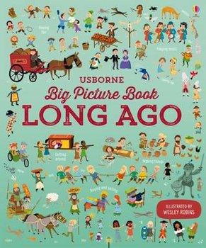 Big Picture Book of Long Ago-Baer Sam