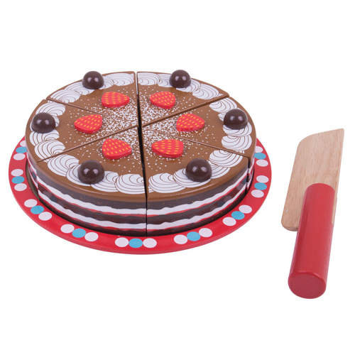 Bigjigs, Tort czekoladowy