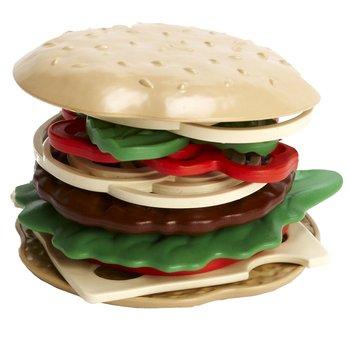 Bigjigs Toys, bar z kanapkami, zestaw-Bigjigs Toys
