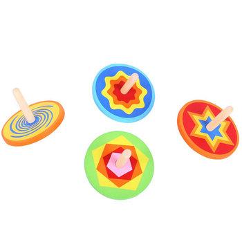 Bigjigs Toys, mini bączek Kosmiczna karuzela-Bigjigs