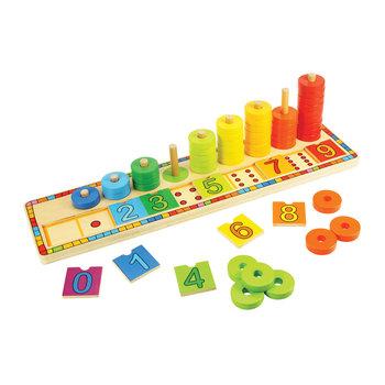 Bigjigs Toys, nauka liczenia-Bigjigs