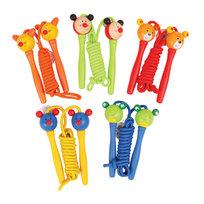 Bigjigs Toys, skakanka ze zwierzątkami