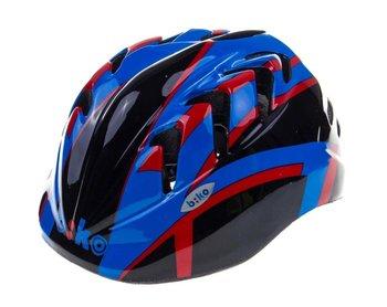 Biko, Kask rowerowy, Kid Pro HM-BI201-1, niebieski, rozmiar M-Biko