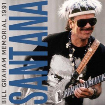 Bill Graham Memorial 1991-Santana