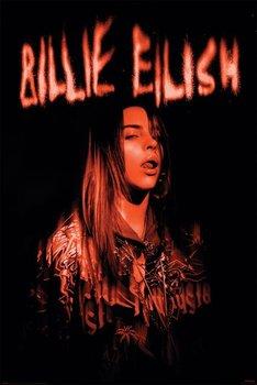 Billie Eilish Sparks - plakat 61x91,5 cm-Pyramid Posters