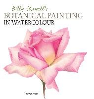 Billy Showell's Botanical Painting in Watercolour-Showell Billy
