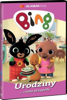 Bing. Część 7: Urodziny i inne przygody-Various Directors