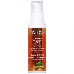 BingoSpa, balsam do pielęgnacji stóp ze skłonnościami grzybica, pękanie naskórka, 135 g-BingoSpa