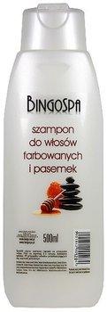 Bingospa, szampon do włosów farbowanych, 500 ml-BingoSpa