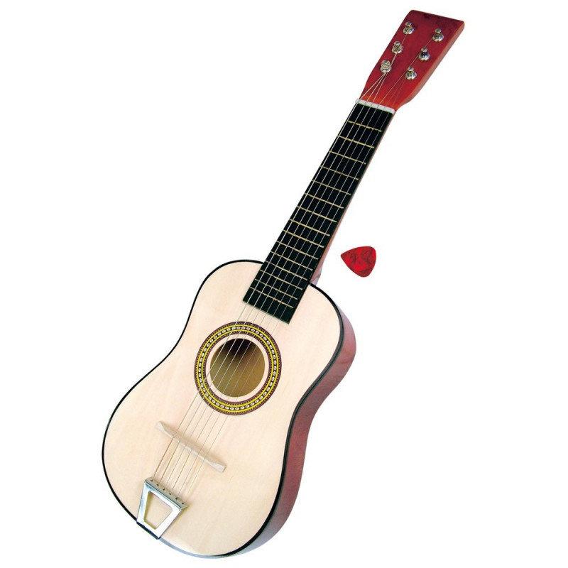 Bino, gitara sześciostrunowa