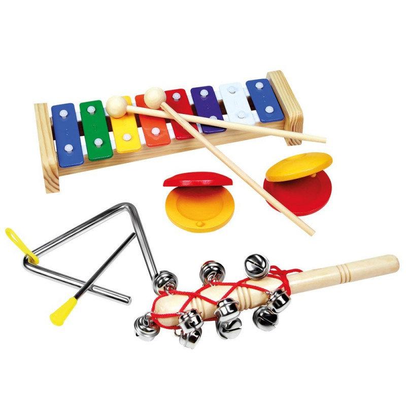 Bino, zabawka edukacyjna Zestaw muzyczny