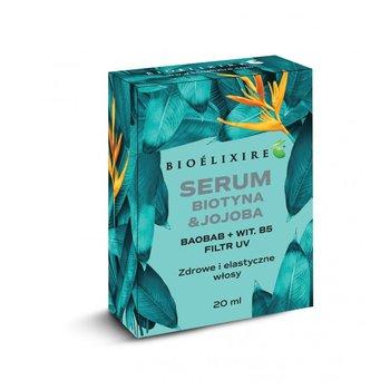 BIOELIXIRE, Serum Biotyna + Jojoba Zdrowe i elastyczne włosy 20ml-Bioelixire