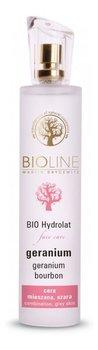 Bioline, hydrolat z geranium Bourbon, 75 ml-Bioline