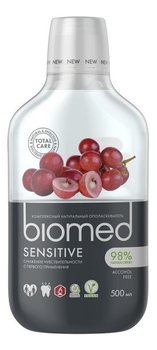 Biomed, Sensitive, płyn do płukania jamy ustnej, 500 ml-Biomed