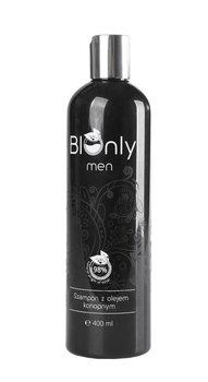 BIOnly, Men, szampon z olejem konopnym, 400 ml-BIOnly