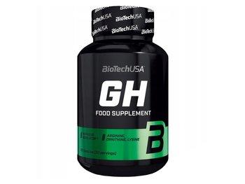BioTech, Aminokwasy, GH Hormon Regulator, 120 kaps-BioTech