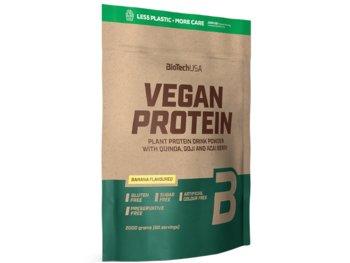 Biotech, Vegan Protein, wanilia- ciastko, 2000g-BioTech