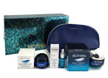 Biotherm, Blue Therapy, zestaw kosmetyków, 3 szt. + kosmetyczka-Biotherm