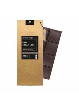 Bitgits, Kruszone ziarno kakaowca, czekolada gorzka 75% wegańska Vegan Concept-Bitgits