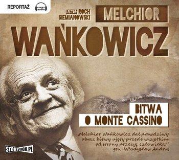Bitwa o Monte Cassino-Wańkowicz Melchior