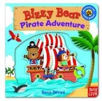 Bizzy Bear: Pirate Adventure!-Davies Benji