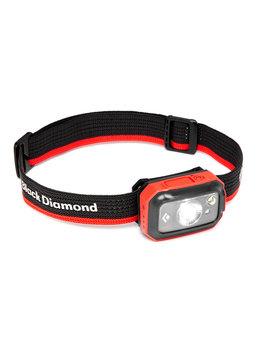 Black Diamond, Latarka czołowa, ReVolt 350, czerwony-Black Diamond