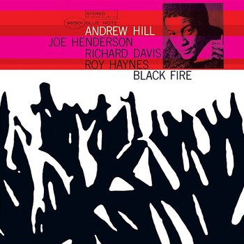 Black Fire-Andrew Hill