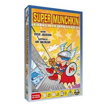 Black Monk, Super Munchkin-Black Monk