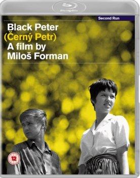 Black Peter (brak polskiej wersji językowej)-Forman Milos