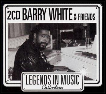 Black & White: White Barry & Friends-White Barry