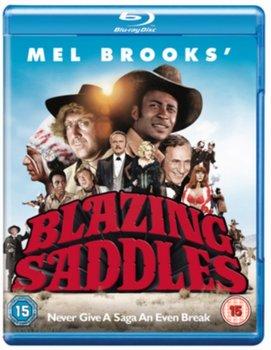 Blazing Saddles (brak polskiej wersji językowej)-Brooks Mel