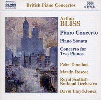 BLISS PIANO CONCERTO-Donohoe Peter
