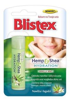 Blistex Lip Infusions Balsam do ust nawilżająco łagodzący Hemp & Shea Hydration-Blistex