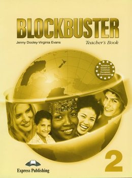 Blockbuster 2. Teacher's book-Dooley Jenny, Evans Virginia