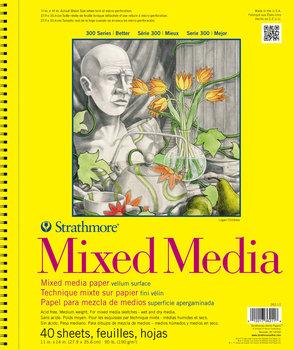 Blok do rysowania, Mixed Media