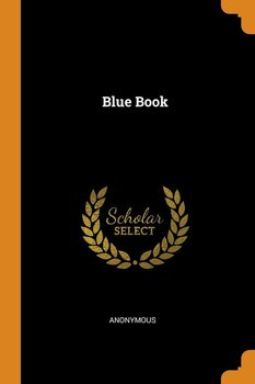 Blue Book - Anonymous
