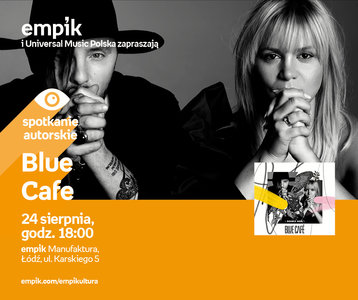 Blue Cafe | Empik Manufaktura