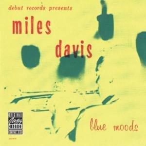 Blue Moods-Davis Miles