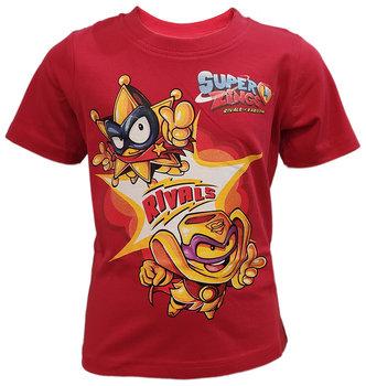 BLUZKA SUPER ZINGS KOSZULKA T-SHIRT CHŁOPIĘCY R122-Super Zings