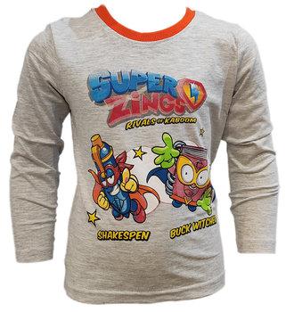 BLUZKA SUPER ZINGS KOSZULKA T-SHIRT CHŁOPIĘCY R128-Super Zings