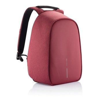 Bobby Hero Regular plecak chroniący przed kieszonkowcami XD COLLECTION Wiśniowy - wiśniowy-XD COLLECTION