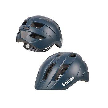 Bobike, Kask dziecięcy rowerowy, PLUS EXCLUSIVE, niebieski, rozmiar XS-Bobike